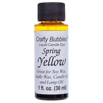 Spring Yellow Liquid Candle Dye