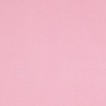 Pink Pin Dot Cotton Calico Fabric