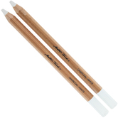 Master's Touch White Charcoal Pencils - 2 Piece Set