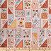 Paisley Block Cotton Fabric