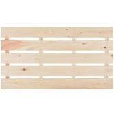 Slatted Wood Panel