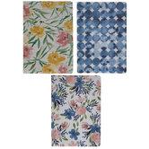 Linen Watercolor Notebooks