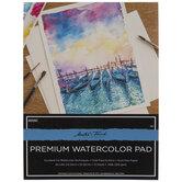 """Watercolor Paper Pad - 6"""" x 8"""""""