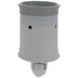 Gray & White Plug In Fragrance Warmer