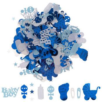 Baby Boy Confetti Mix
