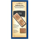 Basic Leather Billfold Kit