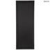 Black Matte Smooth Wood Wall Frame - 11 3/4