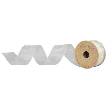 Wired Edge Sheer Ribbon
