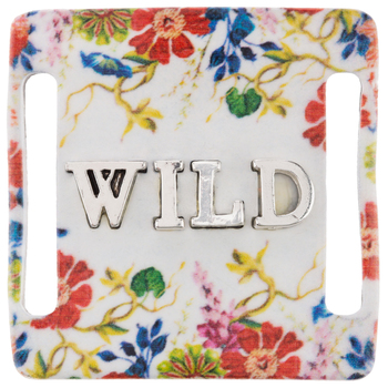 Wild Floral Connector
