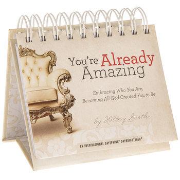 You're Already Amazing Perpetual Day Calendar
