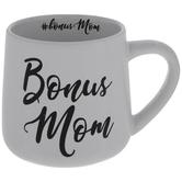 Hashtag Bonus Mom Mug