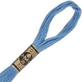 806 Dark Peacock Blue DMC Cotton Embroidery Floss