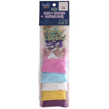 Unicorns & Rainbows Sand & Sequins