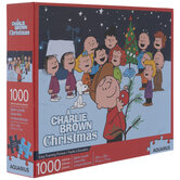 A Charlie Brown Christmas Peanuts Puzzle