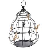 Metal Beehive Cage Lantern