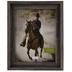 Gray Rustic Barnwood Wall Frame - 10