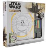 The Mandalorian Treasure Keepsake Box Kit