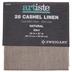 Natural 28-Count Cashel Linen Cross Stitch Fabric - 18