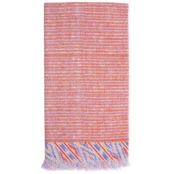 Pink, Purple & Orange Cloth Napkin