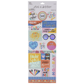 Making Memories Foil Cardstock Stickers