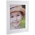 White Wood Wall Frame - 8