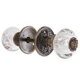 Bubble Glass Knob Pull