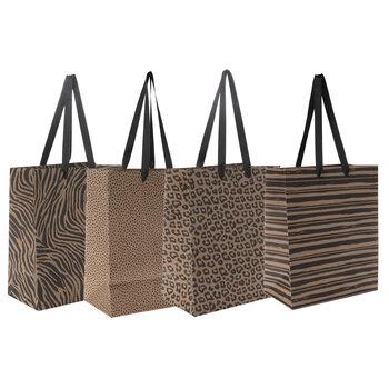 Animal Print Gift Bags
