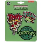 Teenage Mutant Ninja Turtles Iron-On Appliques