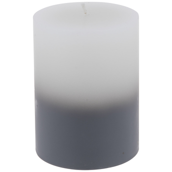 Ombre Pillar Candle