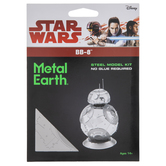BB-8 Metal Earth 3D Model Kit