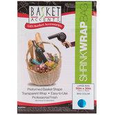 Large Gift Basket Shrink Wrap