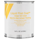 Liquid First Coat Oil Color