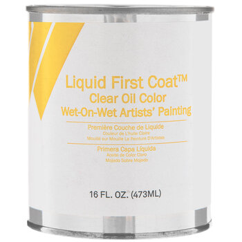 Liquid First Coat Oil Color