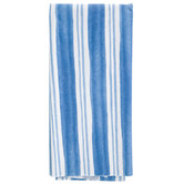 Navy & White Striped Tissue Paper