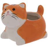 Mini Cat Flower Pot