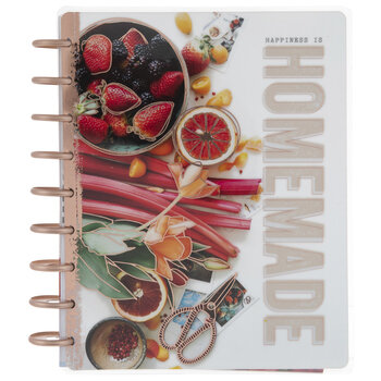 Happiness Is Homemade Happy Planner Recipe Organizer