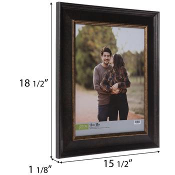 Two Tone Beveled Wall Frame