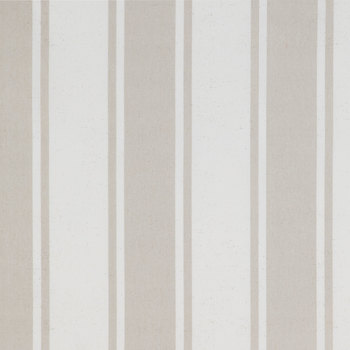 Natural Farm Fresh Striped Duck Cloth Fabric