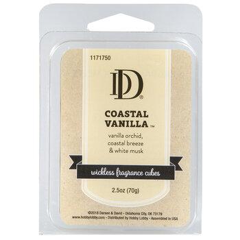 Coastal Vanilla Fragrance Cubes