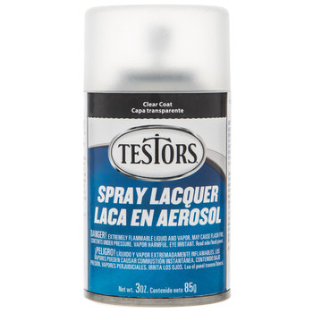 1260 Dullcote Spray Lacquer