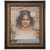 Bronze & Gold Beveled Frame