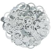 Silver Diamond Ring Confetti