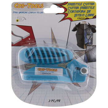 Blue Freestyle Cutter
