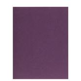 """Dark Purple Textured Cardstock Paper - 8 1/2"""" x 11"""""""