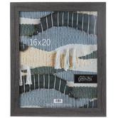 Gray Wood Wall Frame