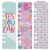 Happiness Tabbed Planner Bookmarks