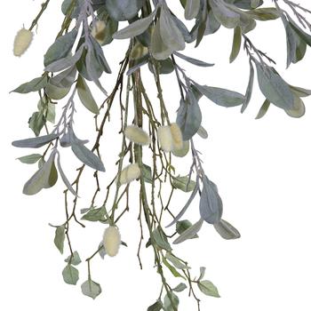 Eucalyptus & Lamb's Ear Teardrop