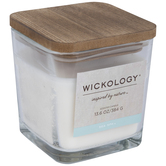 Sea Spa Wood Wick Jar Candle