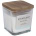 Sea Spa Wood Wick Jar Candle