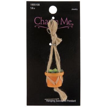 Hanging Succulent Pot Pendant